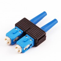 Duplex SC Singlemode Connector