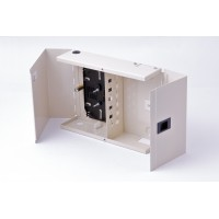 Indoor Termination Enclosure, Wall Mount, 12 Way