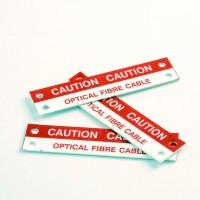 Nylon Warning Labels